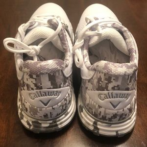 Brand new Callaway Camo Coronado GOLF shoes Sz 11